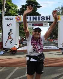 oldest women marathon gladys burrill blog health women beauty sydney