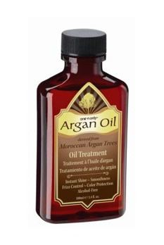 babyliss argan oil hair treatment dry frizzy coloured colored hair tame