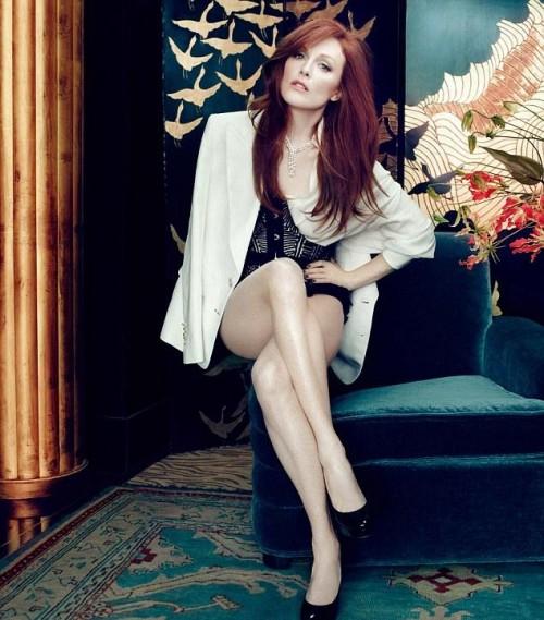 Julianne Moore Instyle beauty secrets skincare beauty blog sydney australia ireland