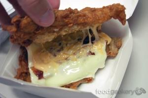 kfc weight gain calories burger australia blog health review