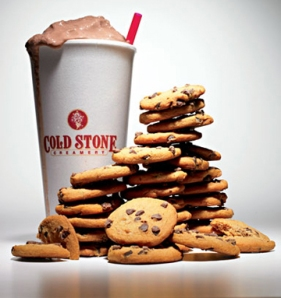 most unhealthy fattening frink Cold Stone PB&C (Gotta Have It size, 24 fl oz)