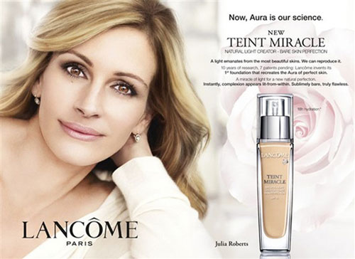 julia_roberts_lancome banned ad photoshopping aibrushing