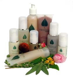 miessence organic range skincare