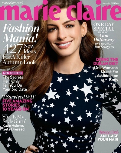 Anne-Hathaway-UK-Marie-Claire-cover-September-2011
