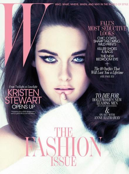 kristen-stewart-w-magazine-cover september 2011