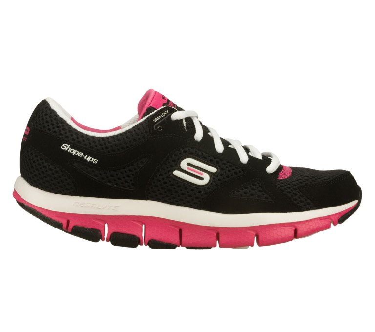 Women's Shape-ups Liv review testing toning