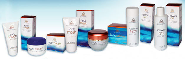 Ri na Mara Irish Beauty skincare products face body wash toning