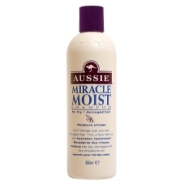 Aussie Miracle Moist Shampoo review australia