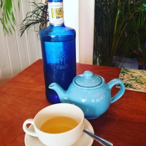 Gunpowder tea from 56 St James
