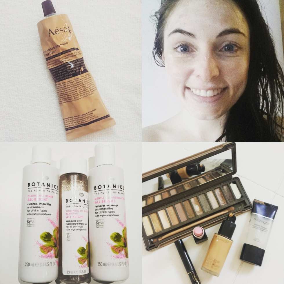 bblogger testing reviews oskia boots botanics aesop body balm shashbox urban decay naked pallette